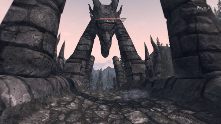 Dragon bridge citizens, save me!