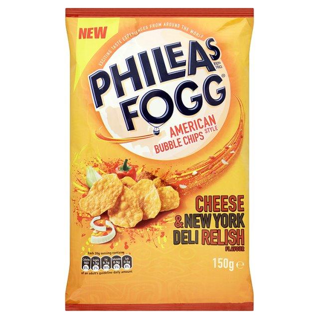 Phileas Fogg bubble crisps