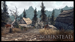 Rorikstead, picture postcard lovely!