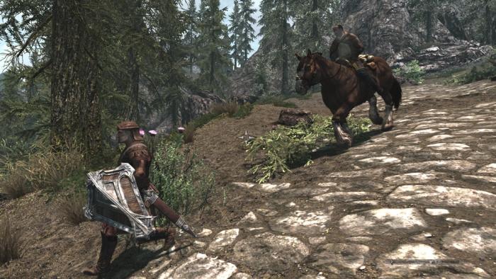 Horseback mountain